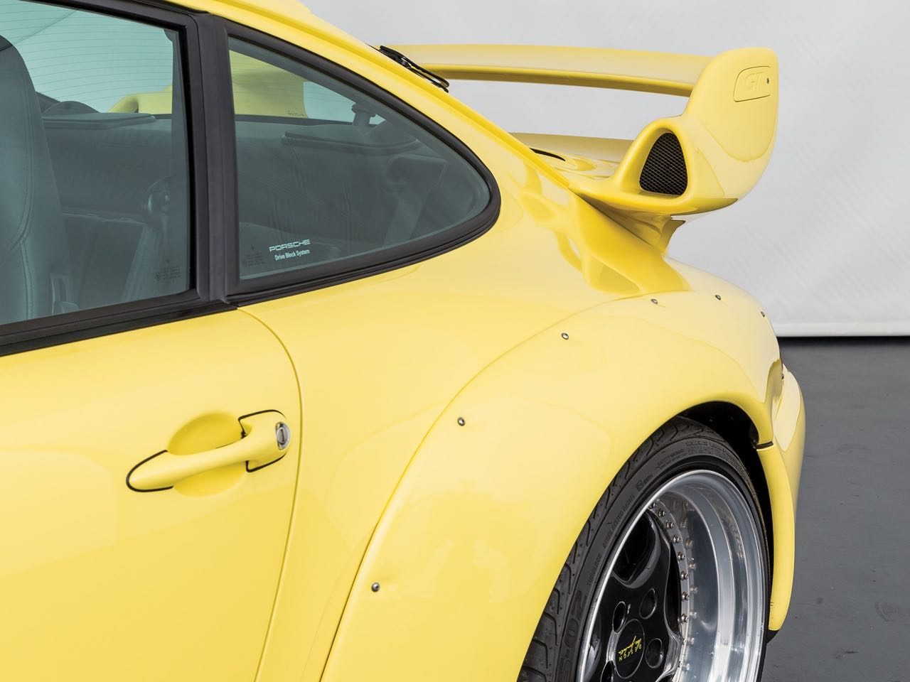 Porsche 993 Turbo Gemballa GT2 S.... Ouais, c'est compliqué ! 10