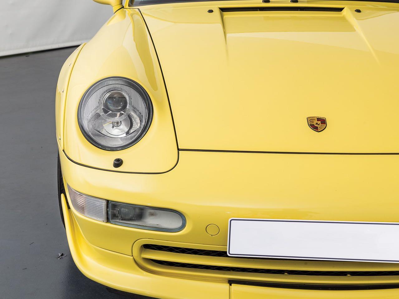 Porsche 993 Turbo Gemballa GT2 S.... Ouais, c'est compliqué ! 1