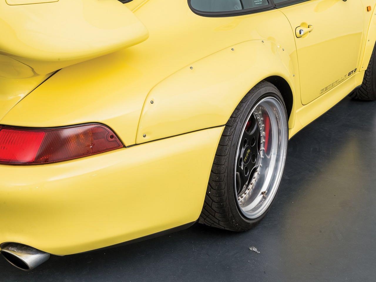 Porsche 993 Turbo Gemballa GT2 S.... Ouais, c'est compliqué ! 11