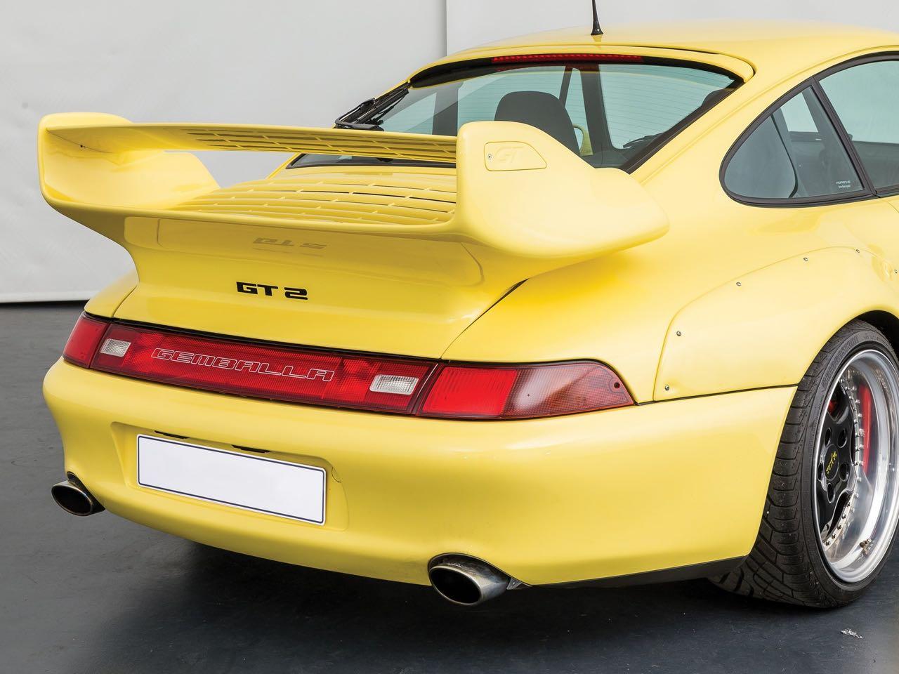 Porsche 993 Turbo Gemballa GT2 S.... Ouais, c'est compliqué ! 7