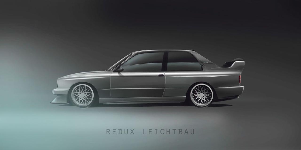 BMW M3 Redux - Même les E30 ont droit à leur Restomod ! 33