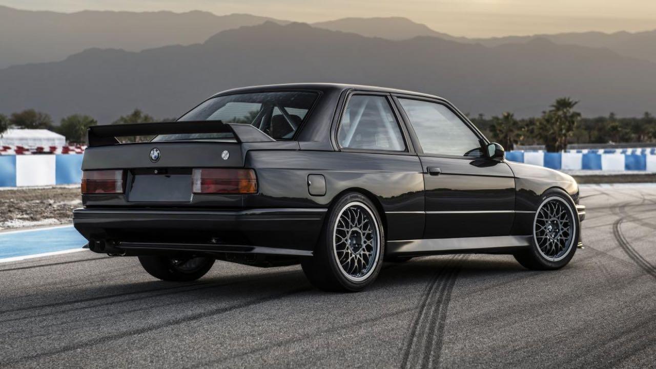 BMW M3 Redux - Même les E30 ont droit à leur Restomod ! 37