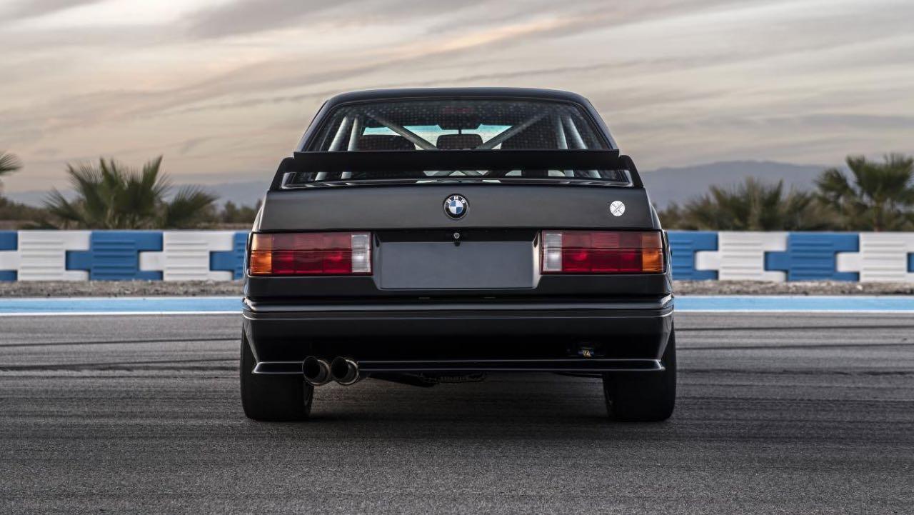 BMW M3 Redux - Même les E30 ont droit à leur Restomod ! 43