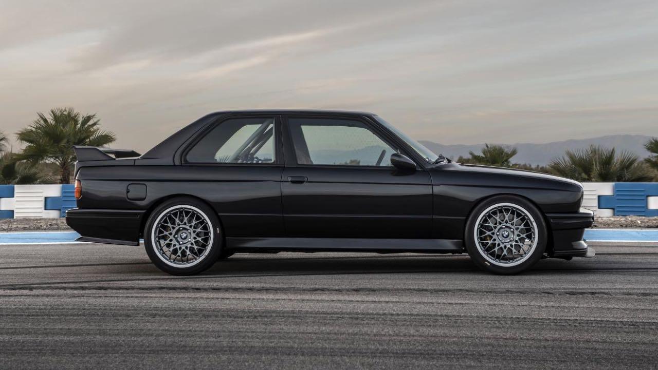 BMW M3 Redux - Même les E30 ont droit à leur Restomod ! 40