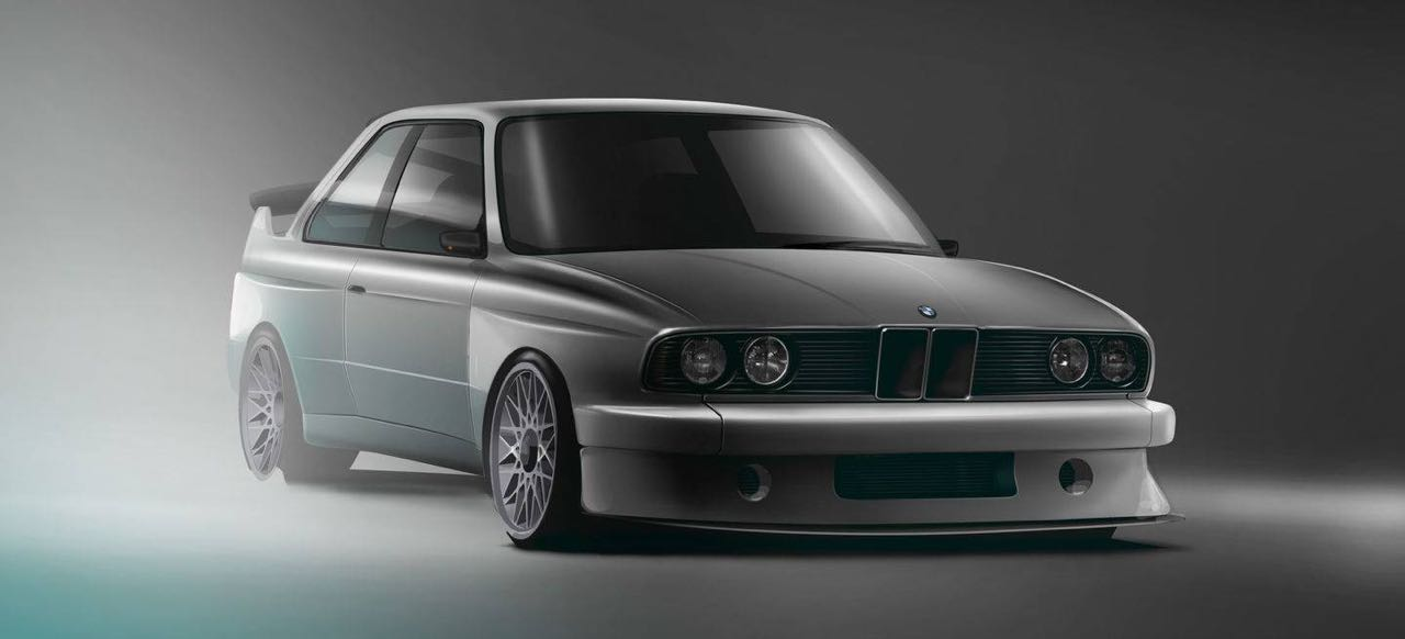 BMW M3 Redux - Même les E30 ont droit à leur Restomod ! 34