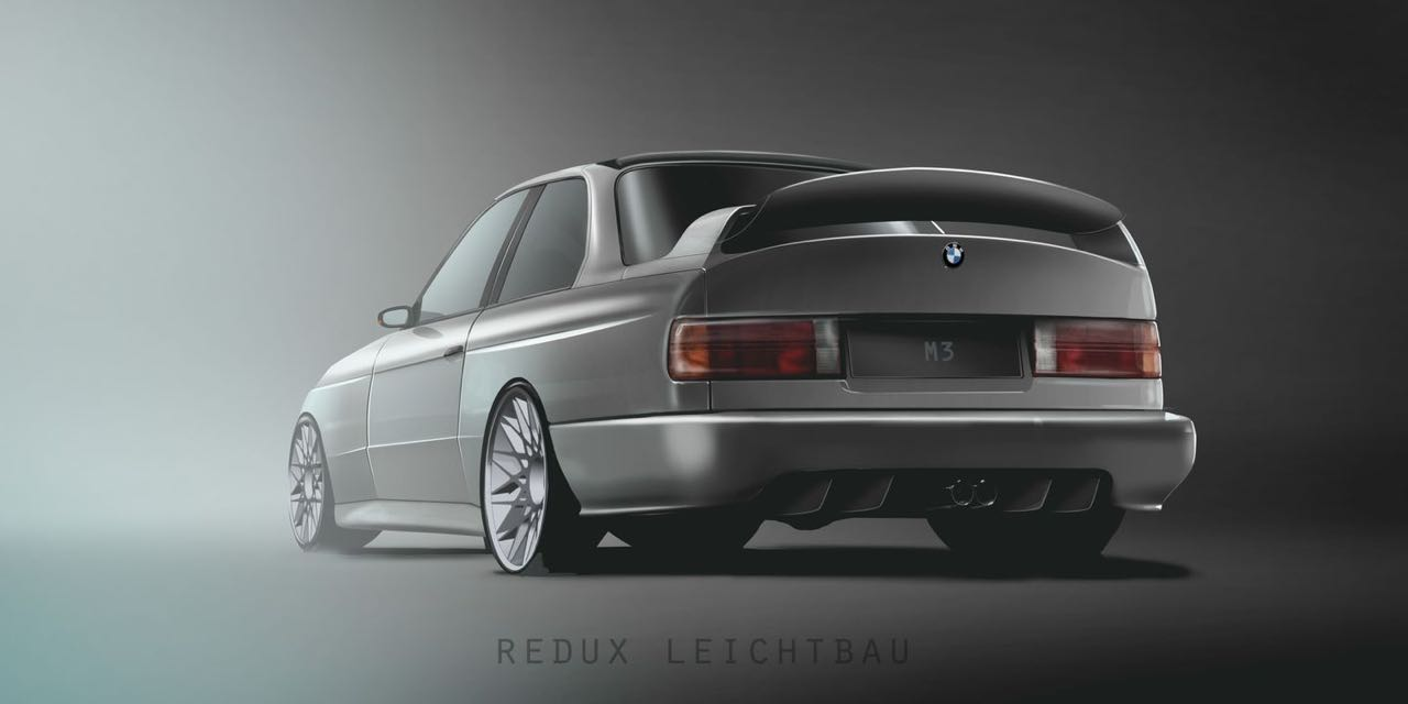 BMW M3 Redux - Même les E30 ont droit à leur Restomod ! 35