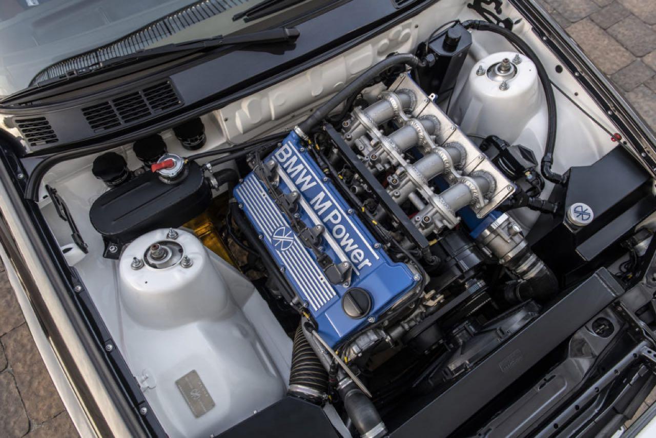 BMW M3 Redux - Même les E30 ont droit à leur Restomod ! 38