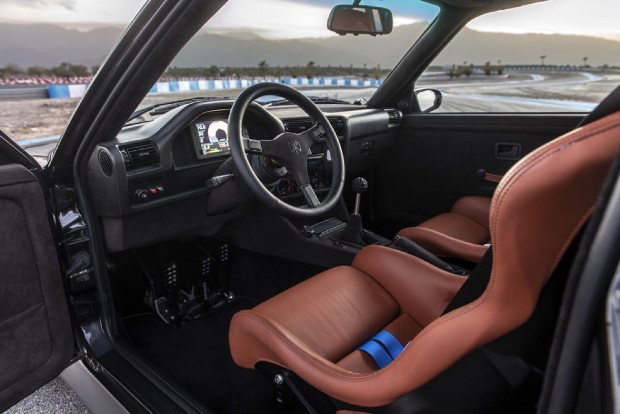 BMW M3 Redux - Même les E30 ont droit à leur Restomod ! 46