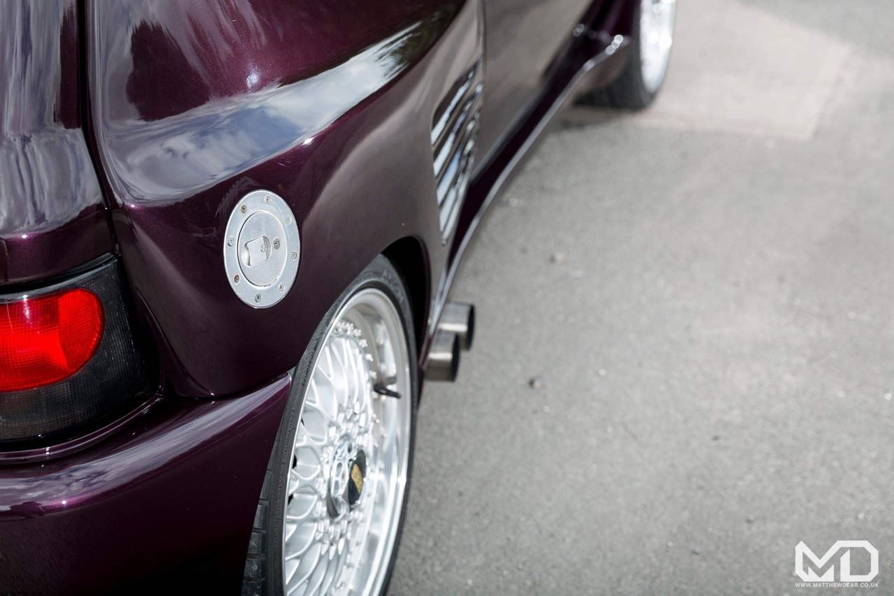 Renault Clio Cosworth... Sont fous ces anglais ! 11