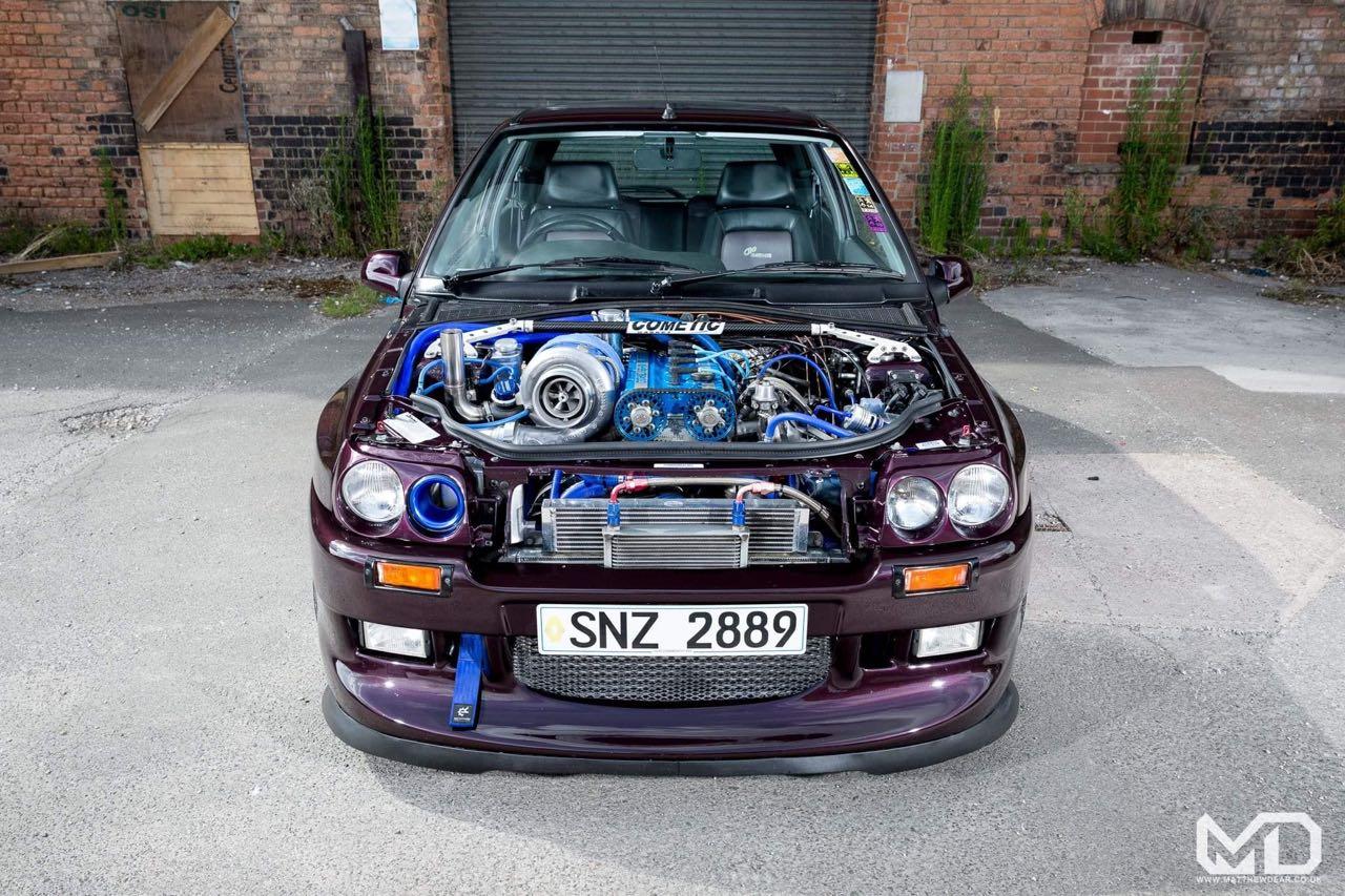 Renault Clio Cosworth... Sont fous ces anglais ! 23