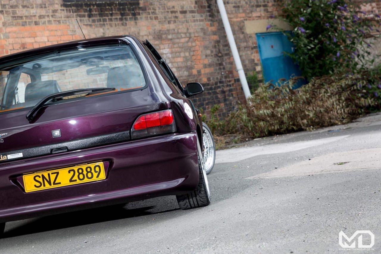 Renault Clio Cosworth... Sont fous ces anglais ! 22