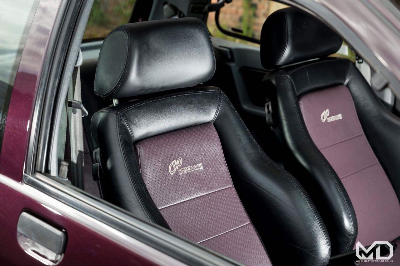 Renault Clio Cosworth... Sont fous ces anglais ! 18