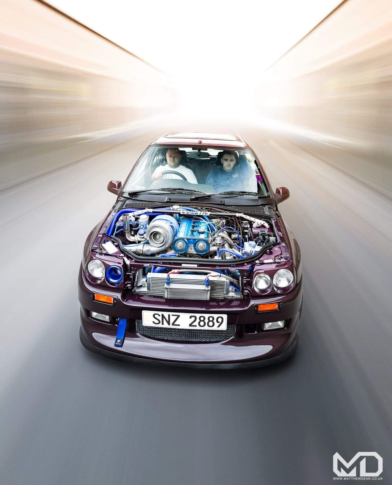 Renault Clio Cosworth... Sont fous ces anglais ! 8