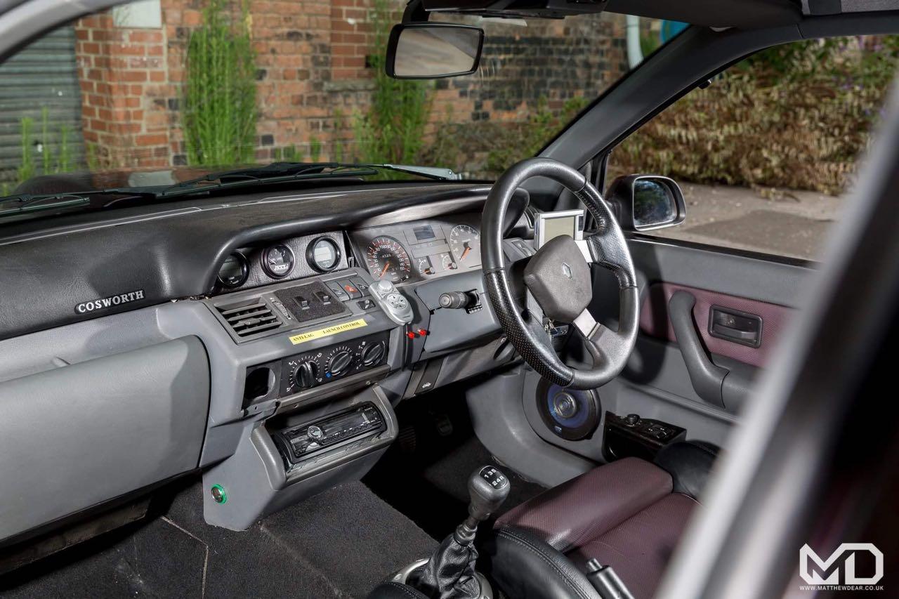 Renault Clio Cosworth... Sont fous ces anglais ! 19