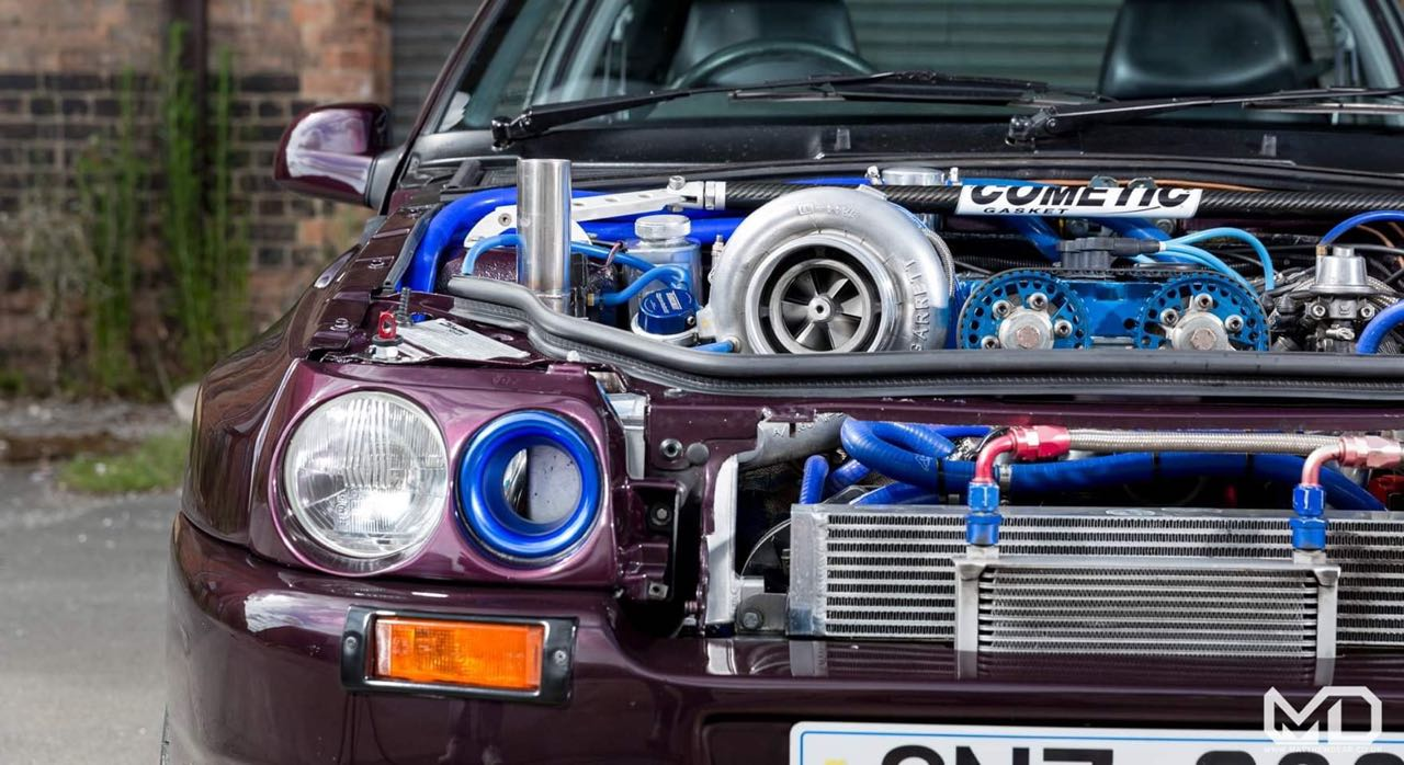 Renault Clio Cosworth... Sont fous ces anglais ! 9
