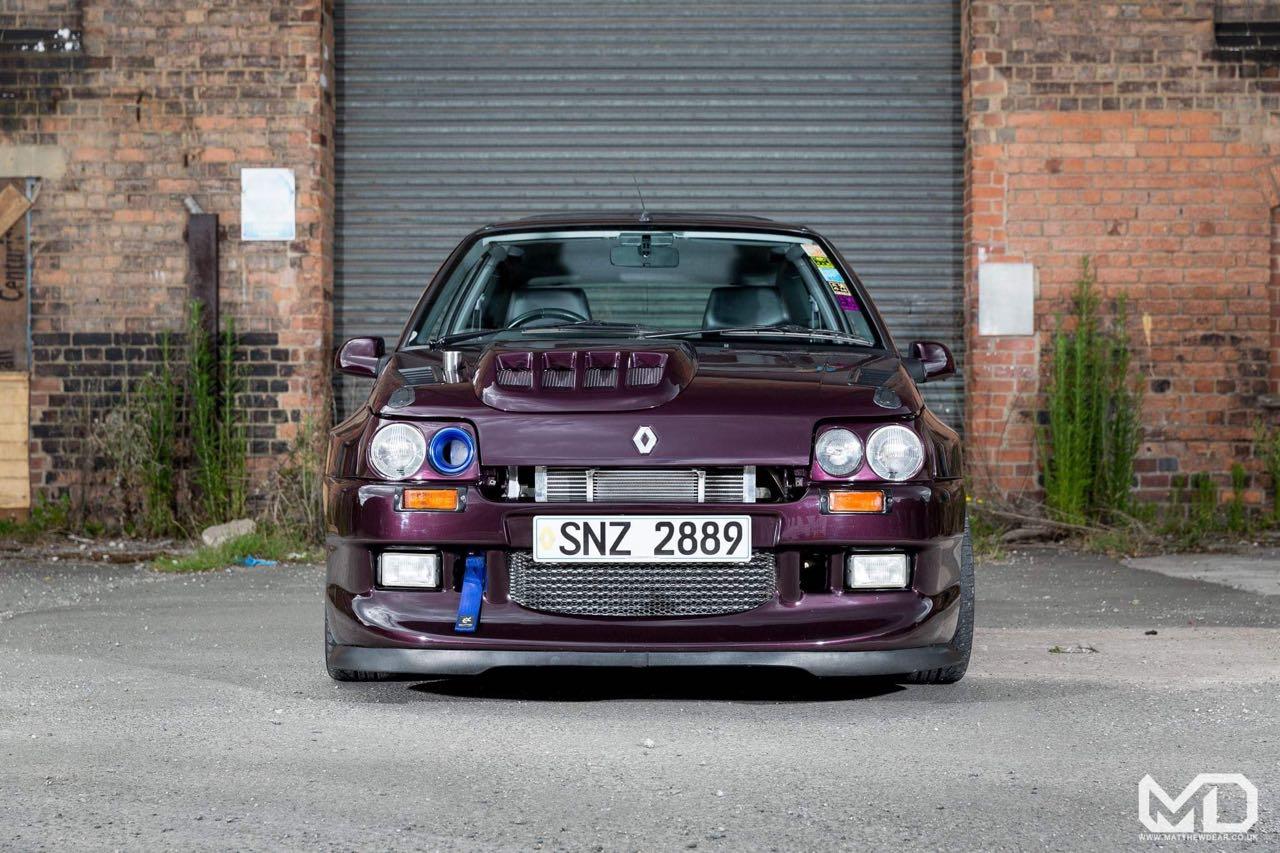 Renault Clio Cosworth... Sont fous ces anglais ! 4