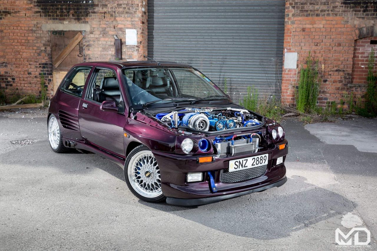 Renault Clio Cosworth... Sont fous ces anglais ! 6