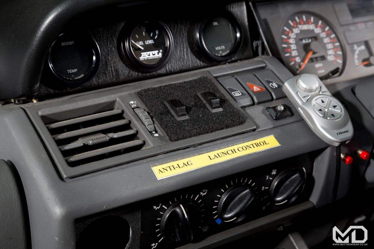 Renault Clio Cosworth... Sont fous ces anglais ! 17