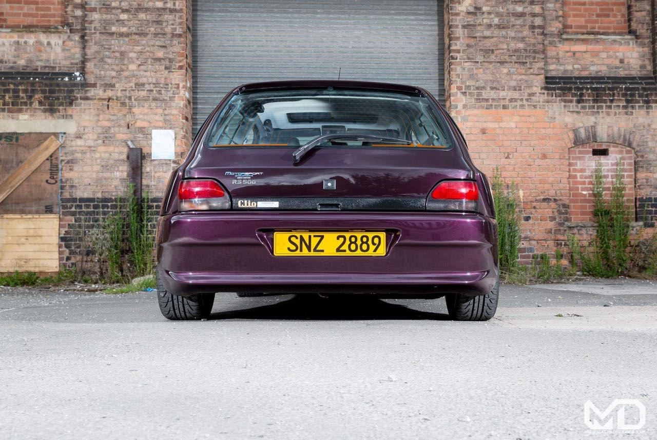 Renault Clio Cosworth... Sont fous ces anglais ! 3