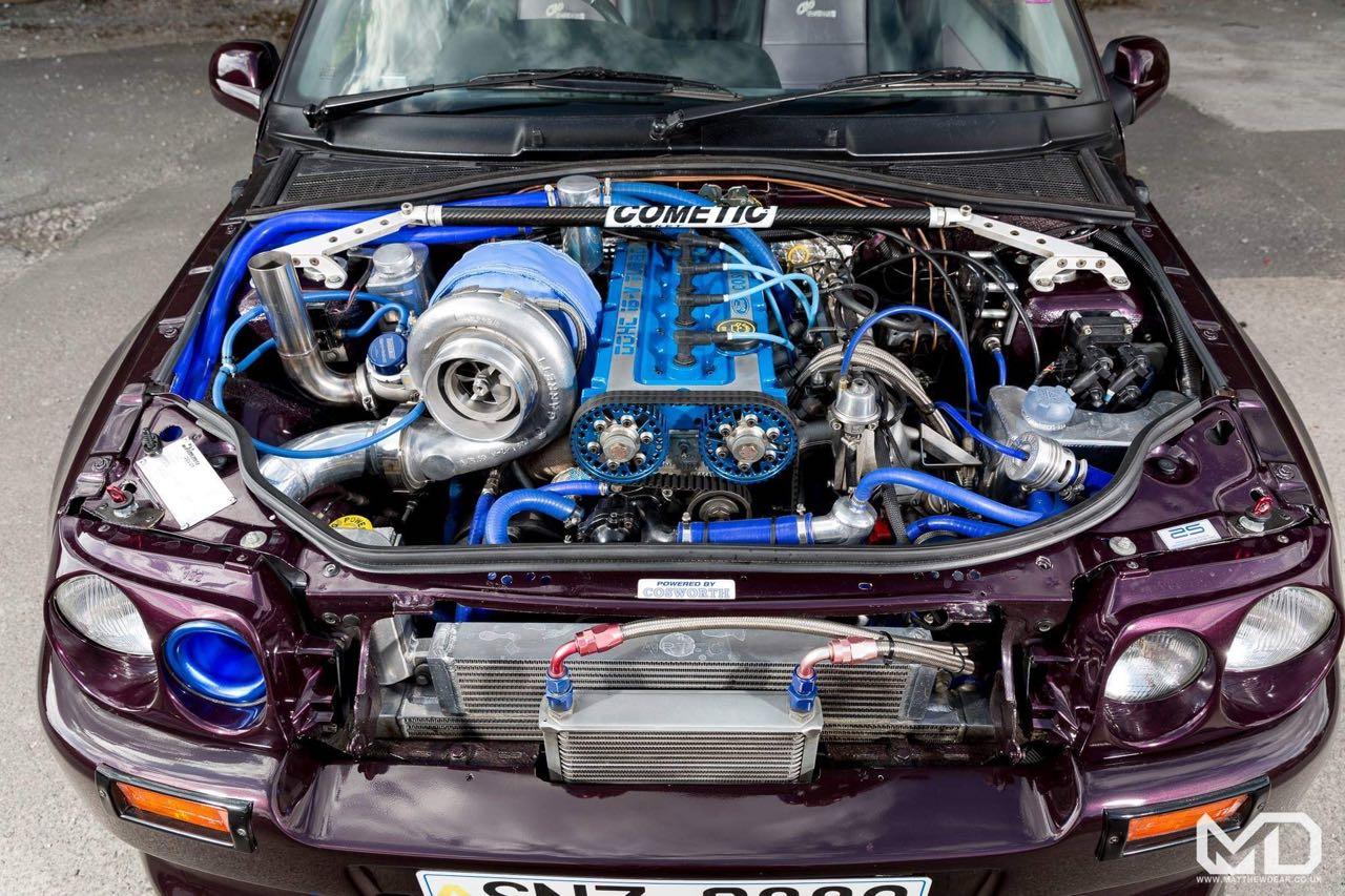 Renault Clio Cosworth... Sont fous ces anglais ! 16