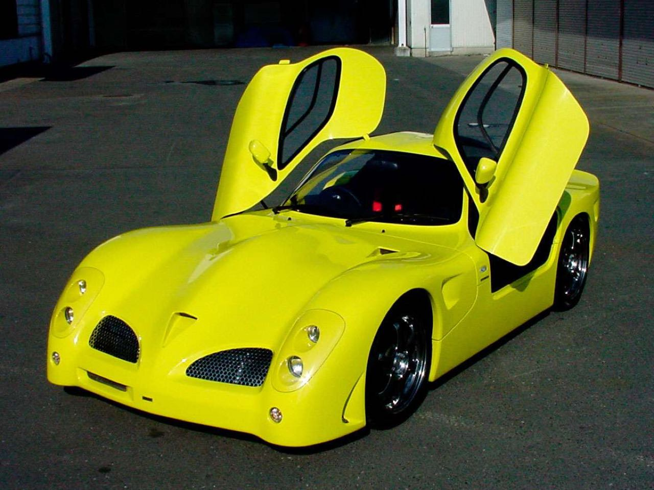 Suzuki Hayabusa Sport Prototype... De 2 à 4 roues ! 5