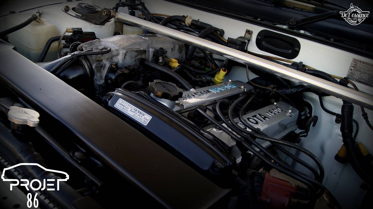 La Toyota AE86 de Quentin - Takumi habite en Normandie ! 7