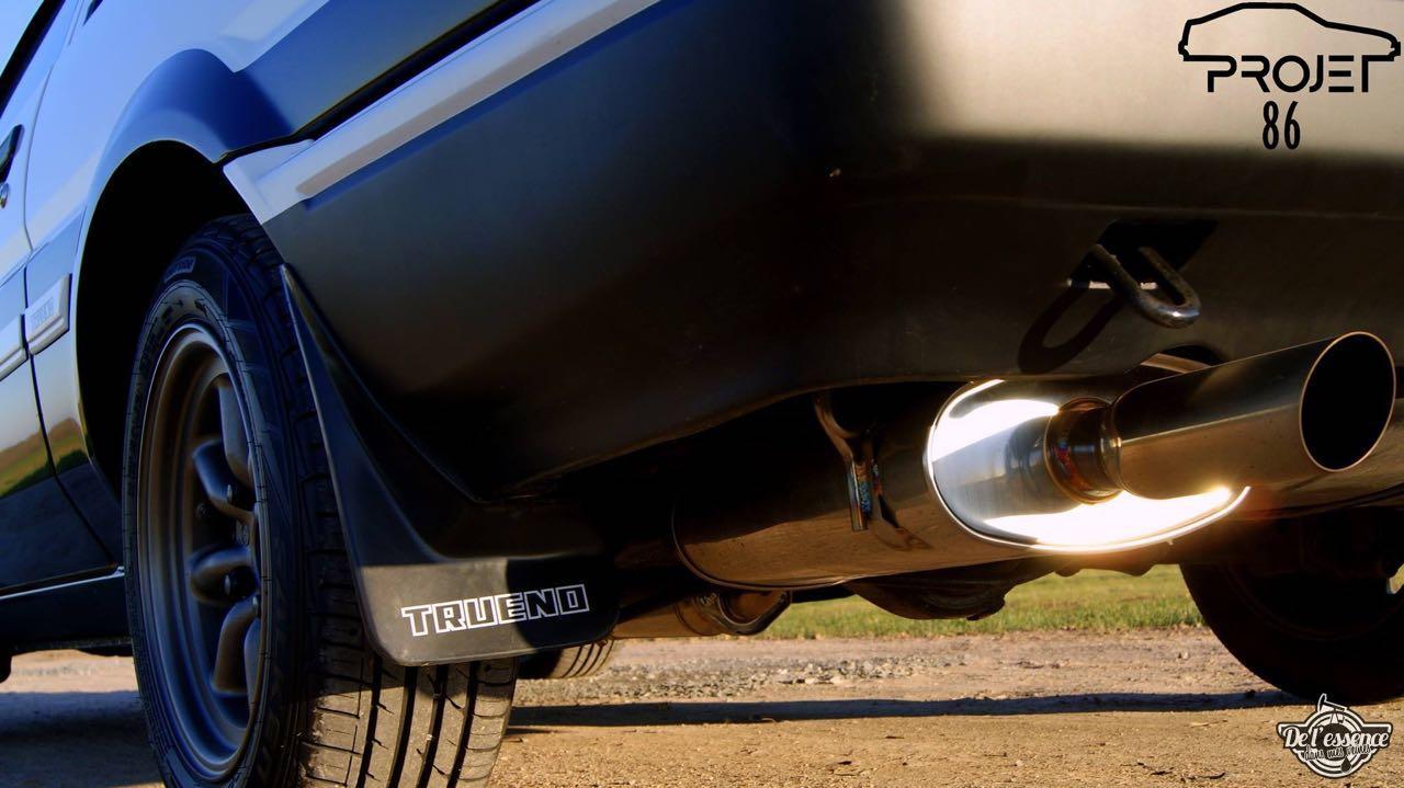 La Toyota AE86 de Quentin - Takumi habite en Normandie ! 8