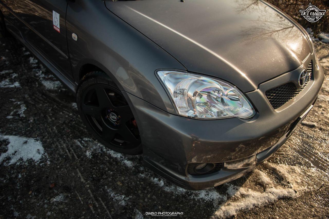 Toyota Corolla TTE Compressor... Le couple c'est bien aussi ! 1
