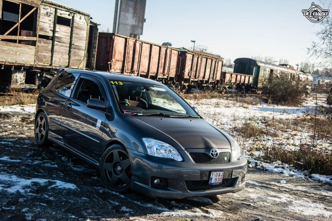 Toyota Corolla TTE Compressor... Le couple c'est bien aussi ! 2