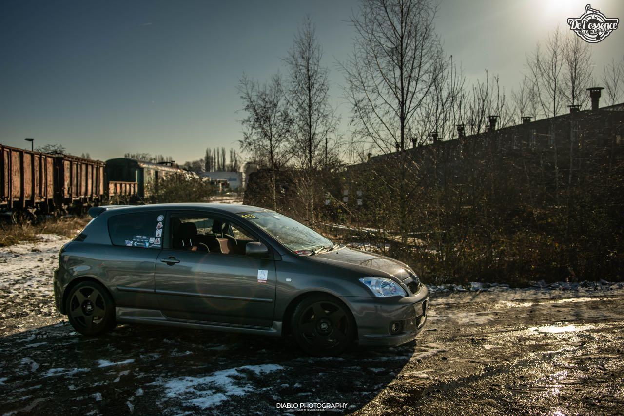 Toyota Corolla TTE Compressor... Le couple c'est bien aussi ! 12