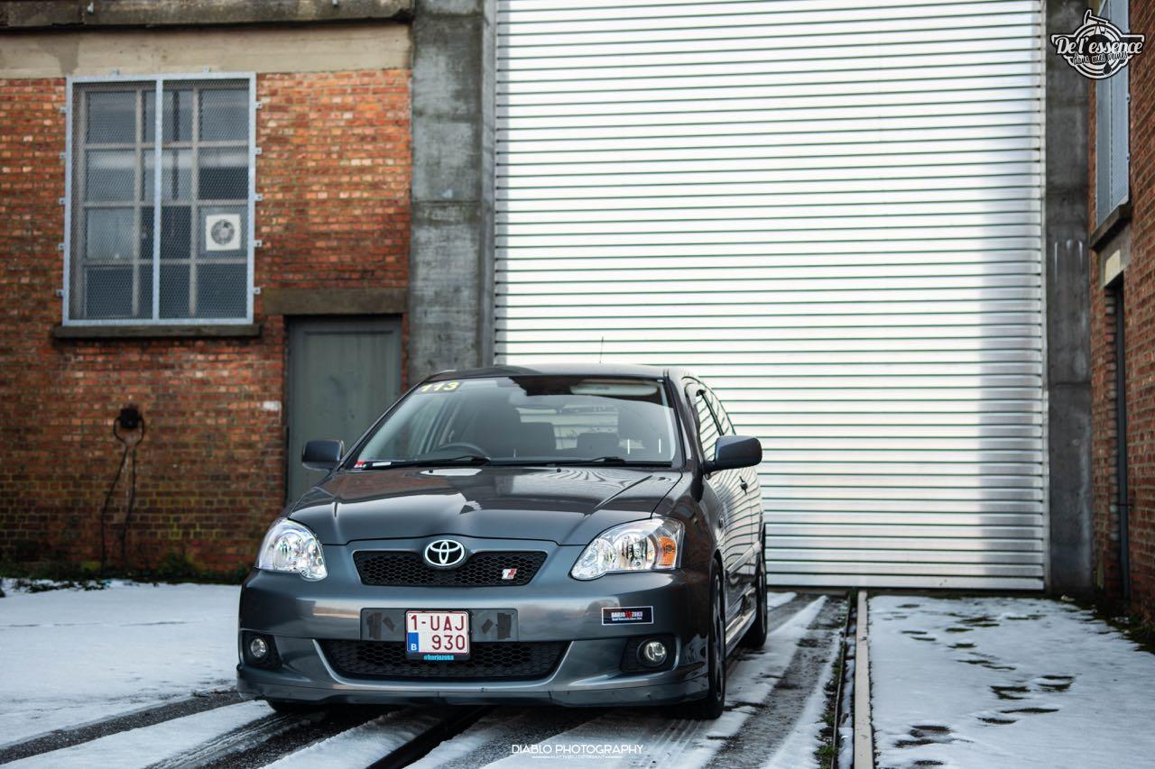 Toyota Corolla TTE Compressor... Le couple c'est bien aussi ! 13