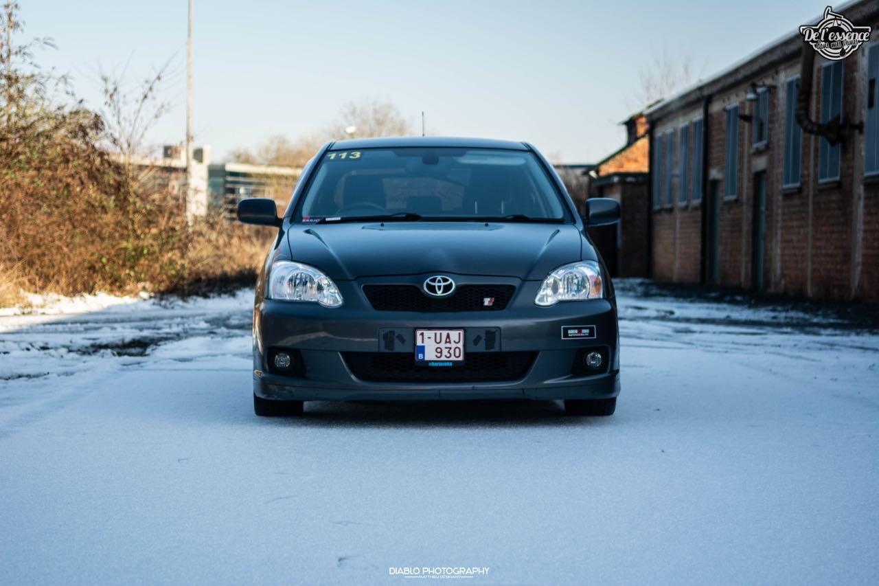Toyota Corolla TTE Compressor... Le couple c'est bien aussi ! 14