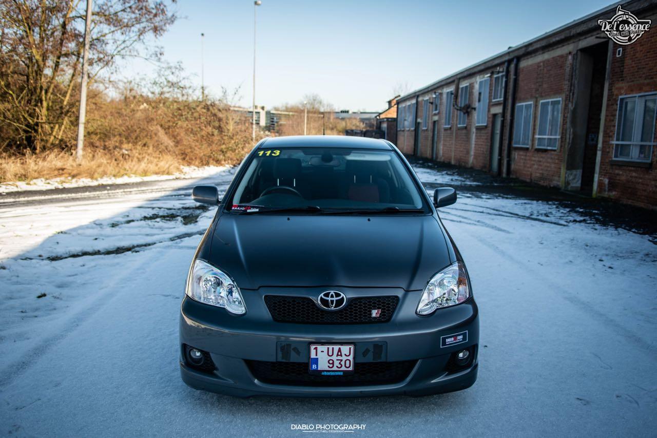 Toyota Corolla TTE Compressor... Le couple c'est bien aussi ! 20