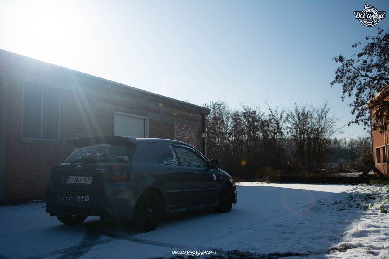 Toyota Corolla TTE Compressor... Le couple c'est bien aussi ! 22