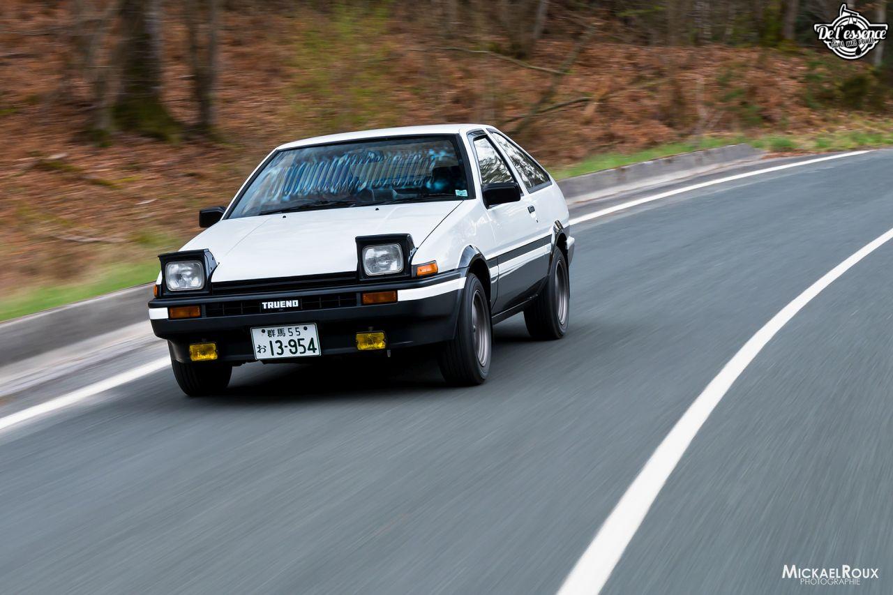 La Toyota AE86 de Quentin - Takumi habite en Normandie ! 1