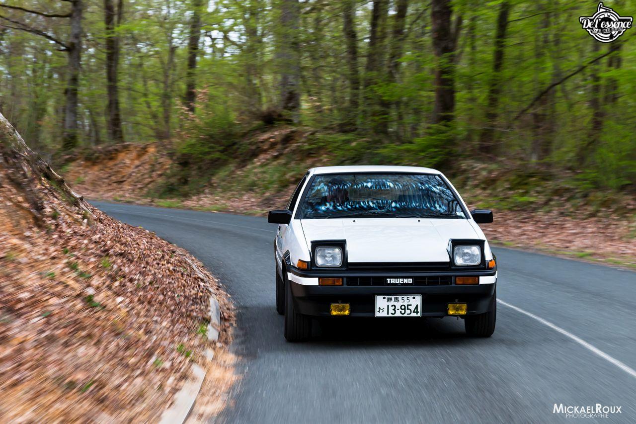 La Toyota AE86 de Quentin - Takumi habite en Normandie ! 4