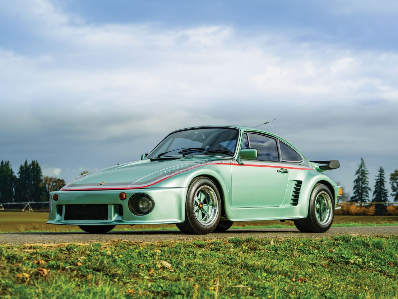 Porsche 935 Turbo par Kremer - T'as vu ta gueule ?! 1