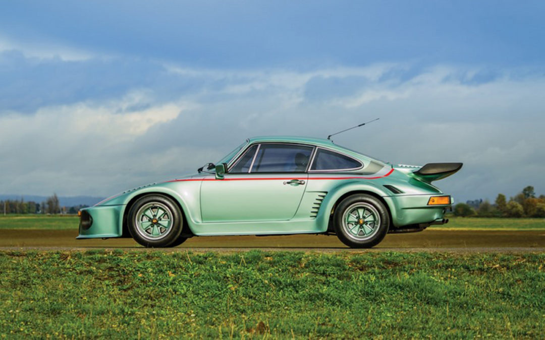 Porsche 935 Turbo par Kremer – T'as vu ta gueule ?!