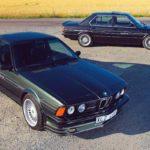 Alpina B7 Turbo... Une famille sous amphet' !