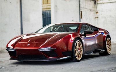 Ares Design Panther – Le retour de la De Tomaso Pantera