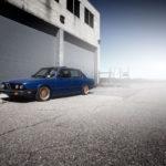 '84 BMW 528e - Klasse Eco !