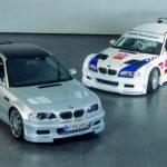 BMW M3 GTR… Un V8 pour la E46 !