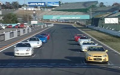 Best Motoring Battle… Les monstres des 90's à Suzuka !