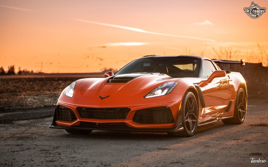 Corvette C7 ZR1… Miss America !