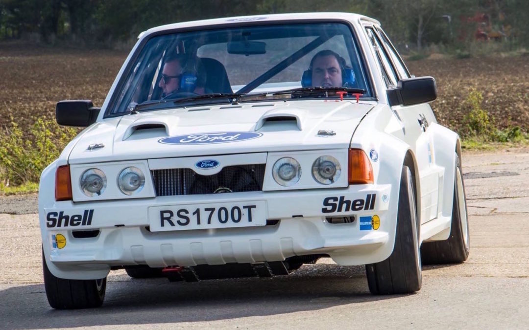 Ford Escort RS1700T… Un sacré bordel !