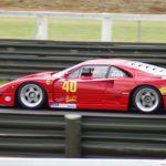 Hillclimb Monster : Ferrari F40 LM... en V8 Lexus Biturbo... WTF ?!