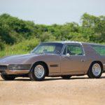 '65 Ferrari 330 GT 2+2 Shooting Brake - La dernière création de Vignale !