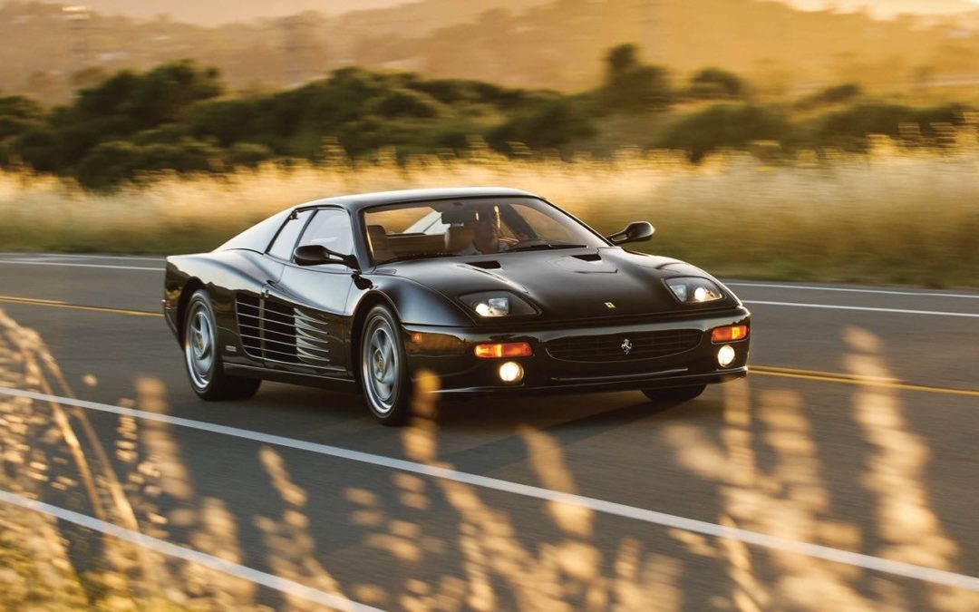 Ferrari F512M… On tourne la page !