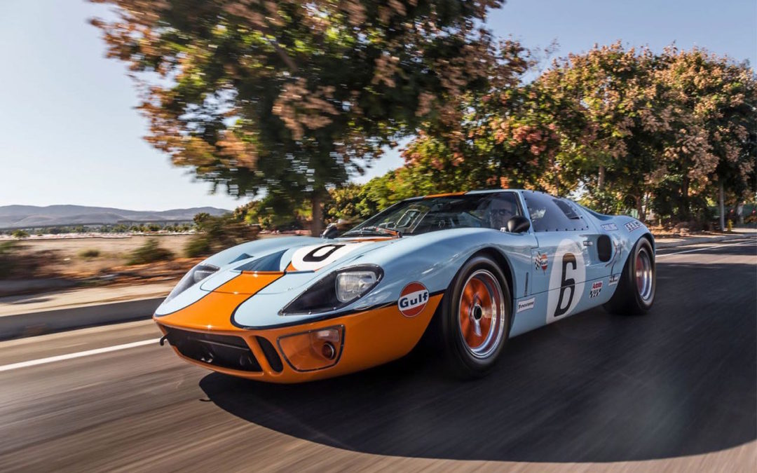 Ford GT40 MkV : La réplique officielle…!