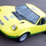 Ford GT70... Après les circuits, le rallye !